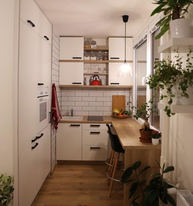 Meble kuchenne do małej kuchni - Porta Meble