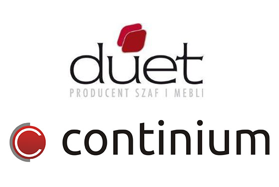 duet continium logo
