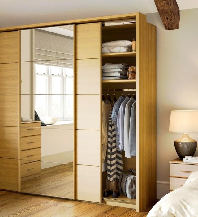 Projekt szafy na wymiar - Porta Meble